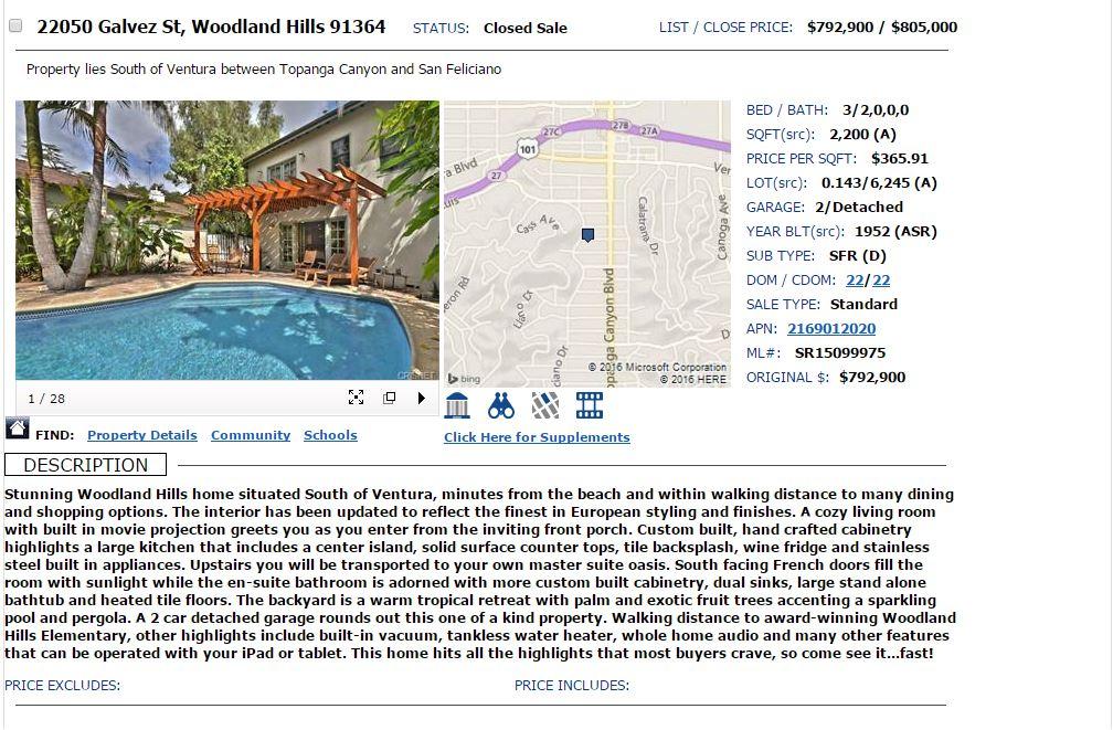 David sold 91364